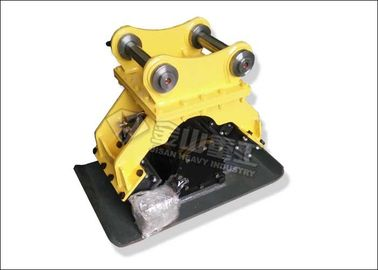 China Small Stone Hydraulic Plate Compactor , Hydraulic Compactors For Excavators IHI supplier