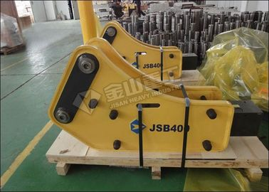 China Backhoe Loader Excavator Hydraulic Breakers For Excavators JCB 3CX 3DX Mounted High Stability supplier