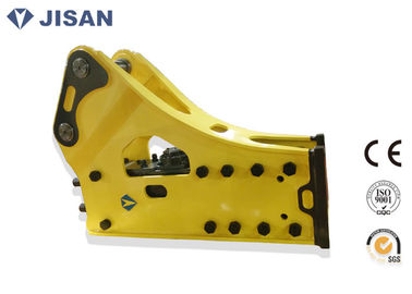 China High Strength Hydraulic Rock Breaker , 200-350 Bpm Jack Hammer Heavy Duty supplier