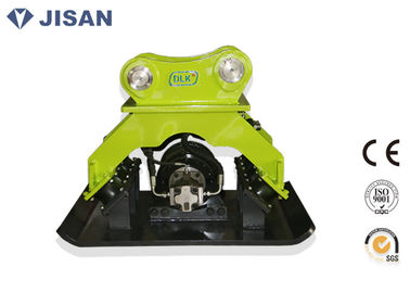 China Komatsu Excavator Compactor Attachment Hydraulic Motor 900Kg For Trench Compaction supplier