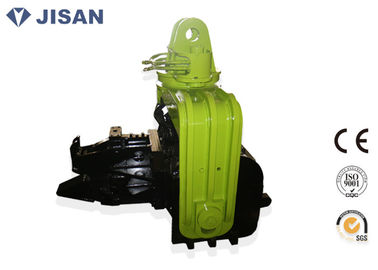 China Low Noise Vibratory Pile Driver Hydraulic Motor For 20ton Hitachi ZX200 ZX210 Excavator supplier
