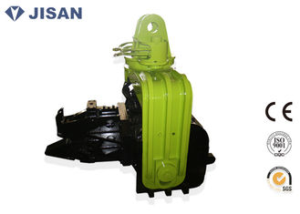 Low Noise Vibratory Pile Driver Hydraulic Motor For 20ton Hitachi ZX200 ZX210 Excavator