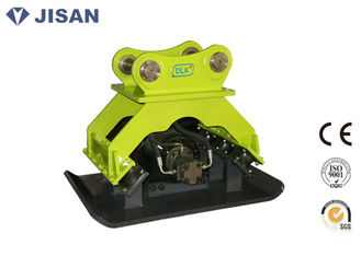 China Komatsu Hydraulic Plate Compactor ,  Heavy Duty Compactor Attachment For Excavator supplier