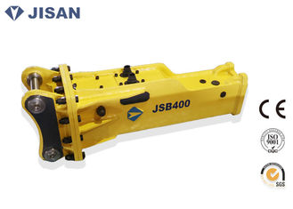 China Box Type Hydraulic Jack Hammer Backhoe Loader Mounted Reliable Quality supplier