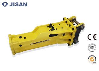 China Silence Type Excavator Rock Hammer 260kg Fit Kobelco SK55 Mini Excavator supplier