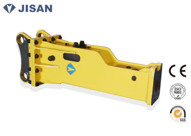 China Okada Excavator Rock Breaker 290 Kg , Mini Excavator Jack Hammer For Hyundai R55 R60 supplier