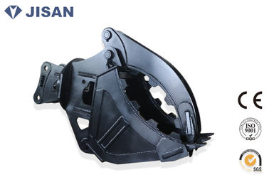 China Hydraulic Power Excavator Clamp Bucket 360 Degree Rotary Fit Komatsu PC200 PC220 supplier