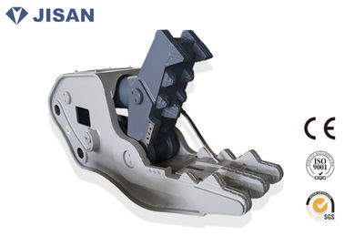 China Komatsu PC200 Excavator Pulverizer Attachment Strong power Low Noise CE Approval supplier