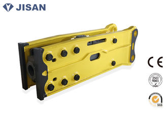 China Open Type Hammer Rock Breaker , Hydraulic Jack Hammer For Volvo EC460 Excavator supplier