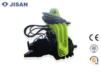 China Doosan DH300 DH330 Excavator Sheet Pile Vibratory Hammer Q345B Steel Material supplier