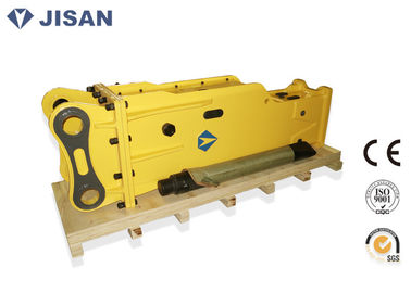 China 140mm Chisel Hydraulic Rock Breaker Silence Type For Komatsu PC220 Excavator supplier