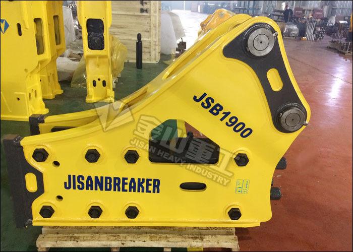 Powerful Hydraulic Rock Breaker , Hydraulic Hammer For