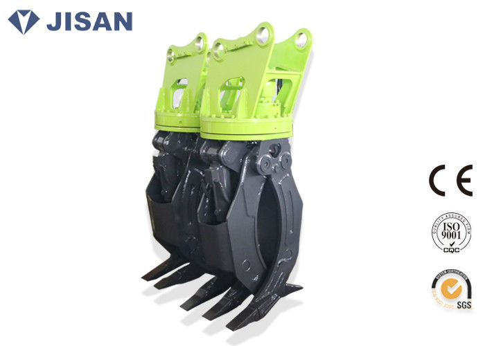 360 Degree Rotating Hydraulic Log Grapple For CAT 312CL 314
