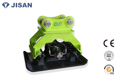 China CASE CX130 CX160 Excavator Compactor Attachment Overload Protection Powerful Compaction factory