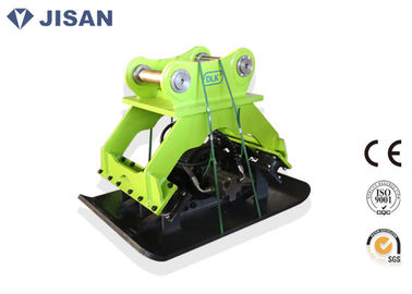 Durable Hydraulic Plate Compactor , Slope Plate Compactor For Excavator