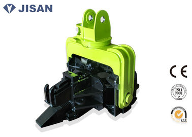 SK210 Excavator Vibratory Pile Hammer Changeable Gear High Efficiency