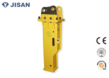 1.2-3 Ton Mini Excavator Breaker , Box Type Hammer Breaker 14 Months Warranty