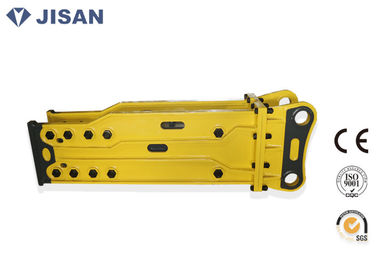 36-45 Ton Komatsu Excavator Hydraulic Hammer For Rock Breaker Fully Enclosed Housing