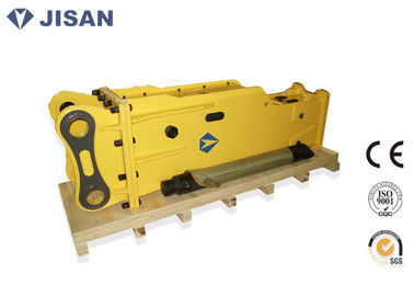 China Hydraulic Concrete SB81 Mini Excavator Rock Breaker For Komatsu PC220 Carrier factory