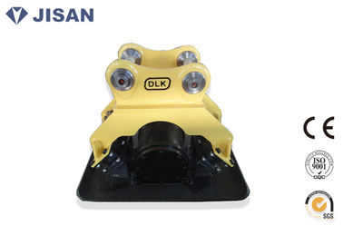 China Anti Abrasion Backhoe Plate Compactor Hydraulic Vibro Plate Fit Excavator Doosan DX55 DX60 factory