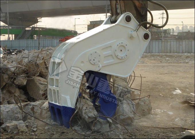 Demolition Tools Hydraulic Concrete Pulveriser 700mm Depth Suit Excavator DH150