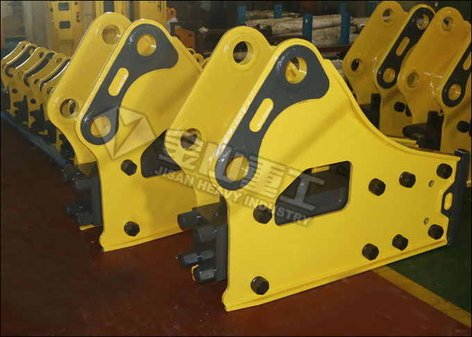 Powerful Hydraulic Rock Breaker , Hydraulic Hammer For Komatsu Excavator