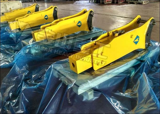 Kubota Excavator Mini Jack Hammer Breaker Internal Valve Hydraulic Equipments